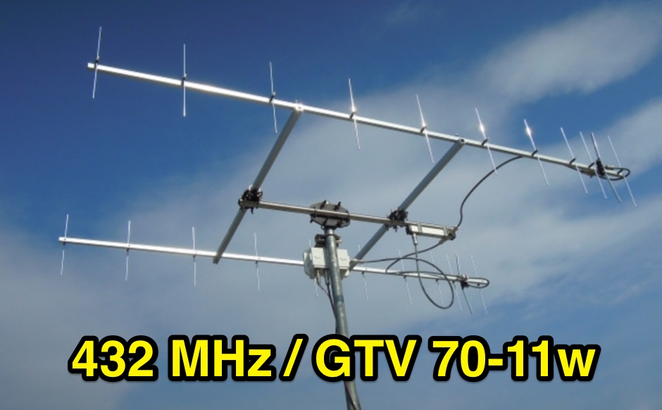 DXZone DG7YBN - GTV 70-11w