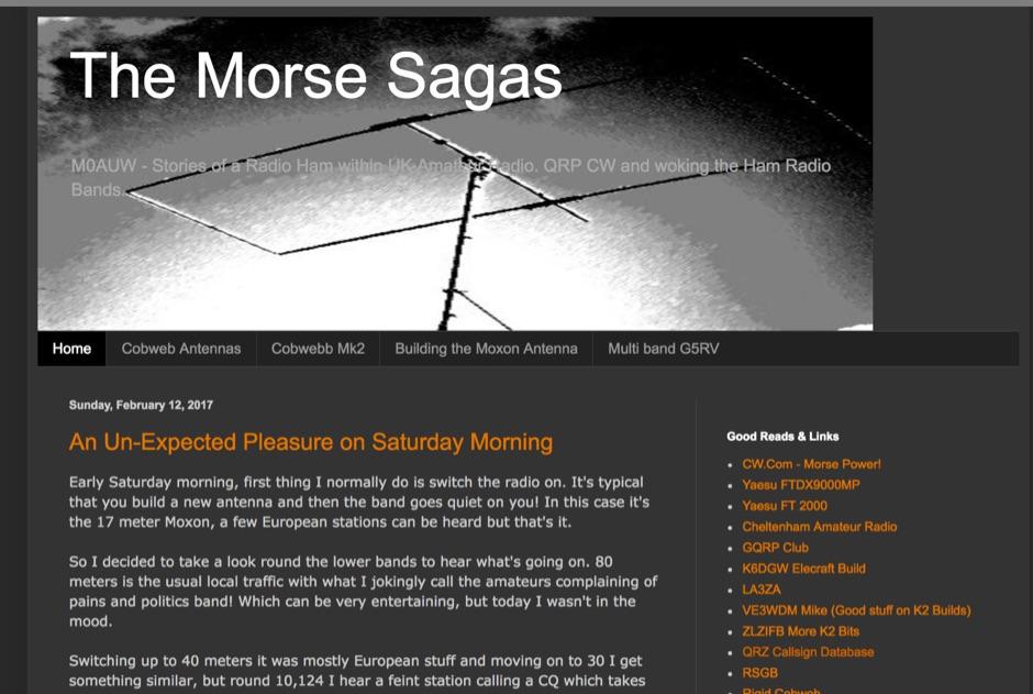DXZone The Morse Sagas
