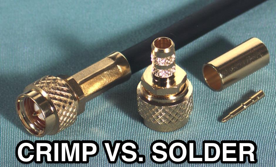 Crimp Vs Solder