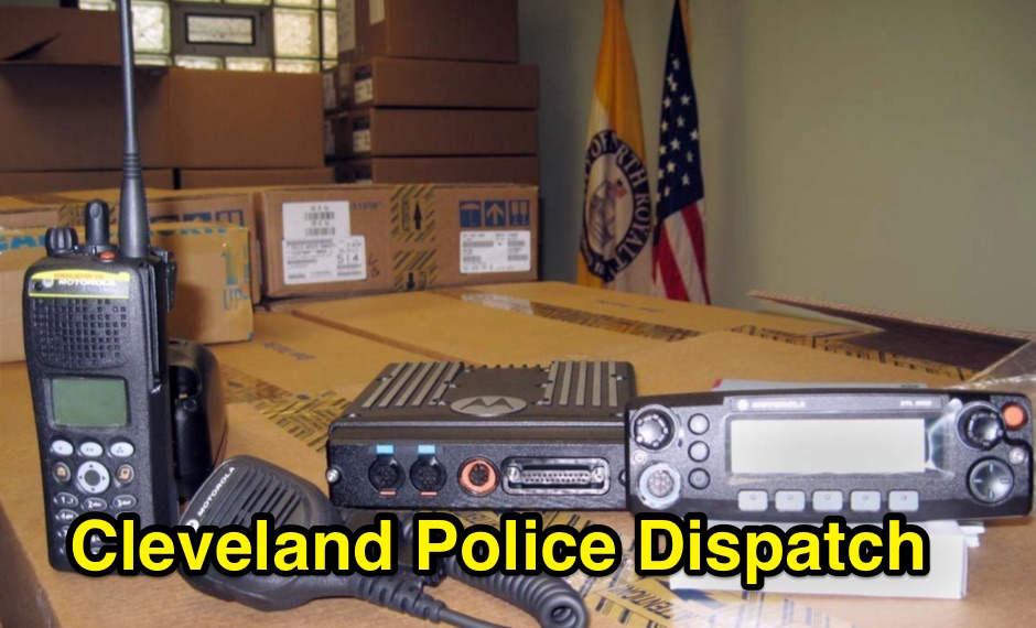 Cleveland Police Dispatch - Live Audio Feed