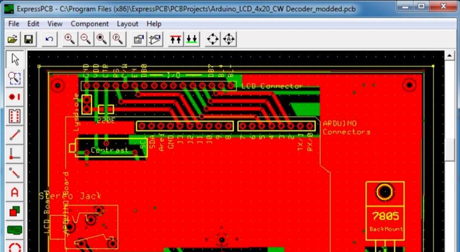 OZ1EDR Arduino CW Decoder