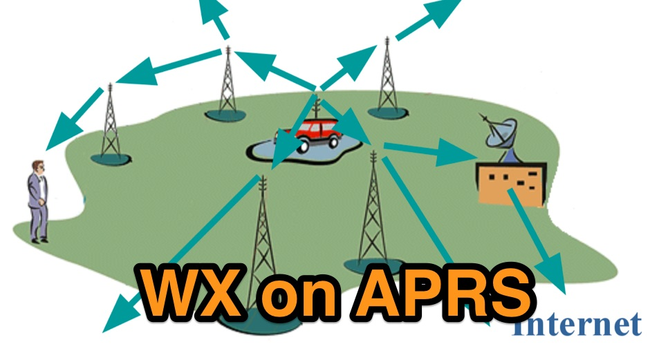 DXZone Using APRS to Report Weather Observations
