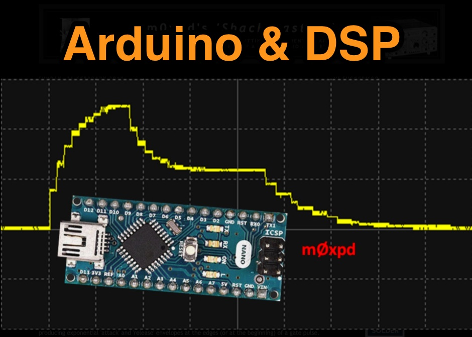 DXZone Signal Processing on the Arduino