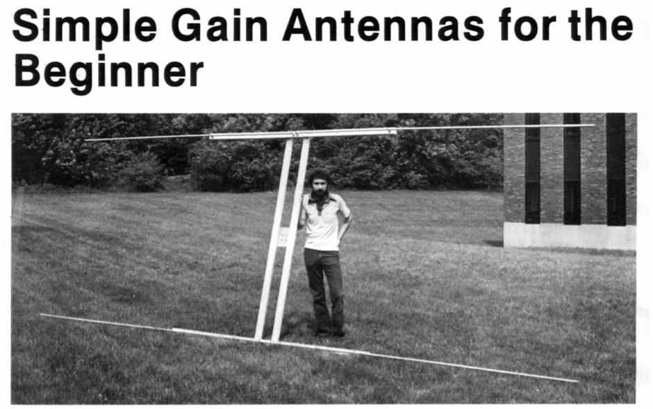 DXZone Simple Gain Antennas for the Beginner