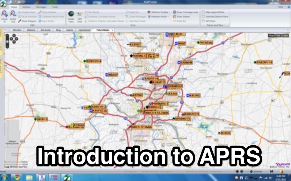 DXZone Introduction to APRS