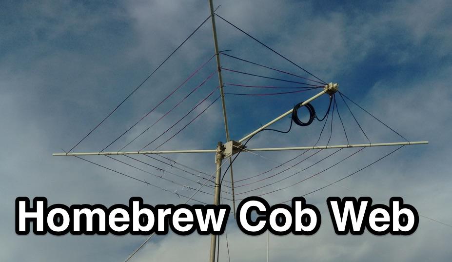 Building a CobWebb Antenna
