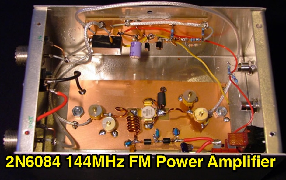 VHF FM Power Amplifier