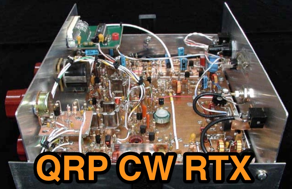 2N2/20 CW Transceiver