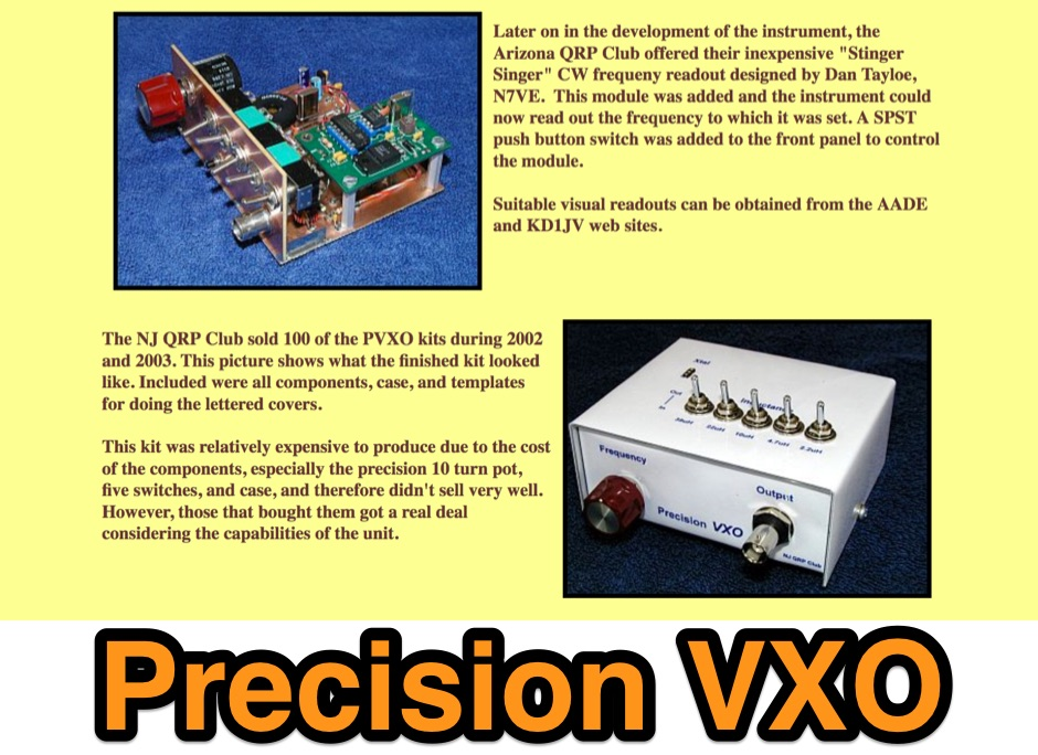 DXZone Precision VXO
