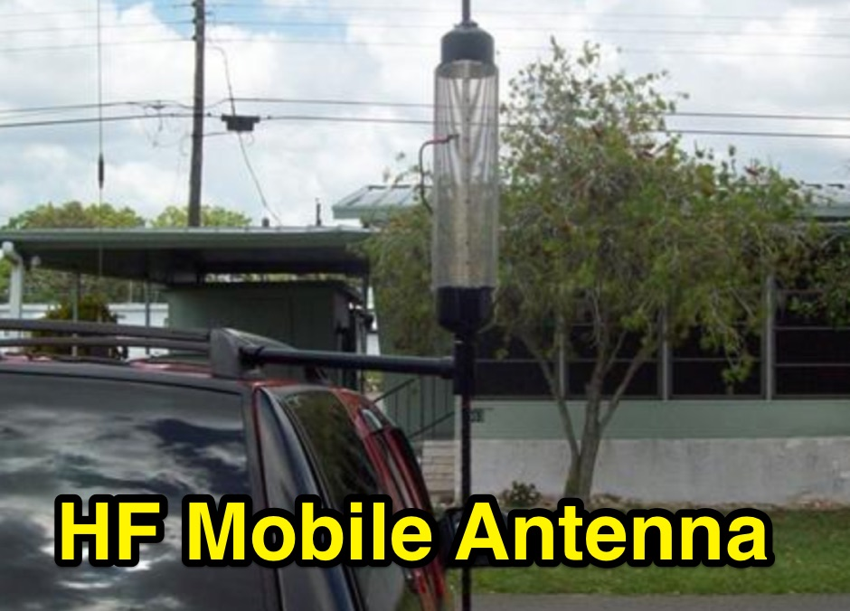 An HF Mobile Antenna