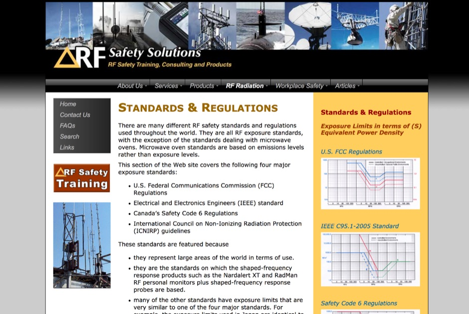 DXZone RF Standards and Regulations