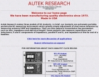 Autek Research