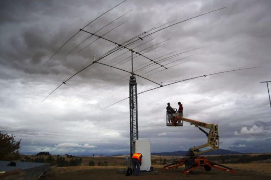 Antenna Safety - Elevated Work Platforms