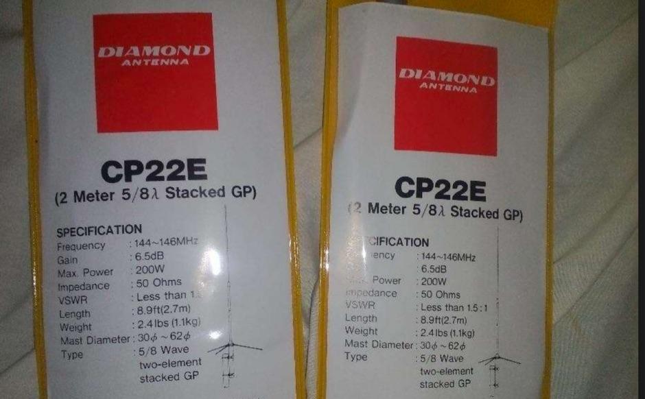 Diamond CP22E Review