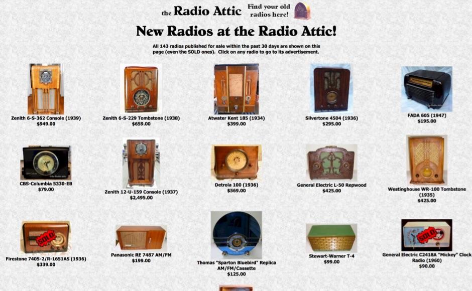 Radio Attic