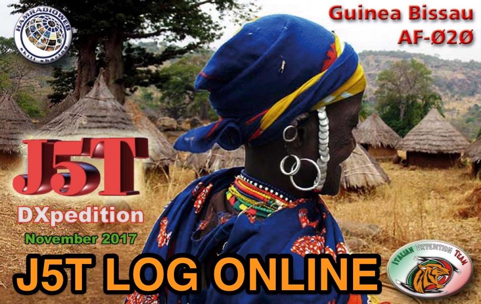 J5T Log Online