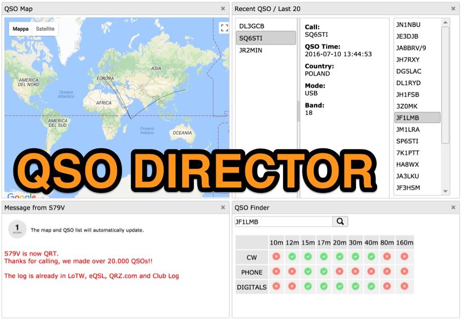 DXZone QSO Director