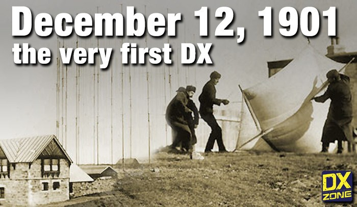 DXZone The very first DX