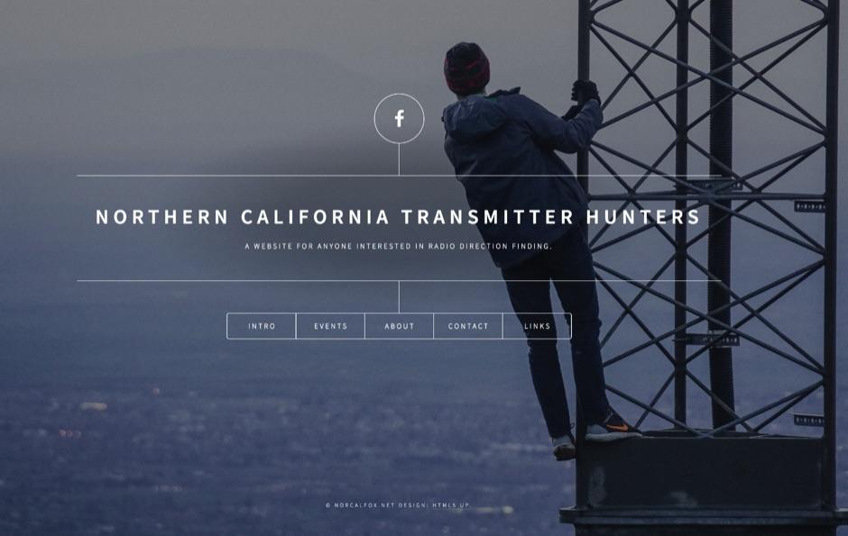 DXZone Northern California Transmitter Hunters