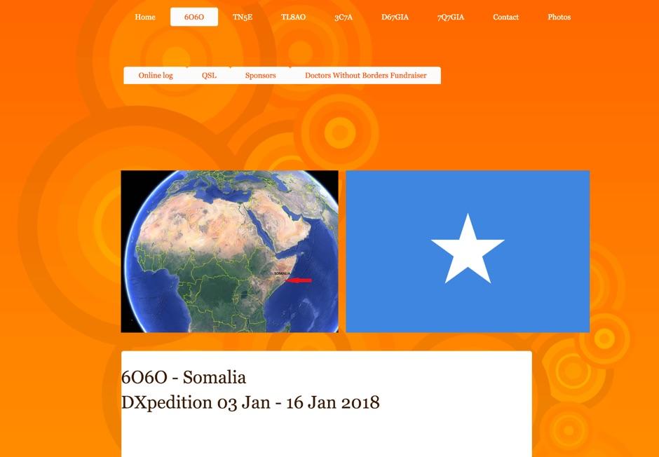 6O6O Somalia