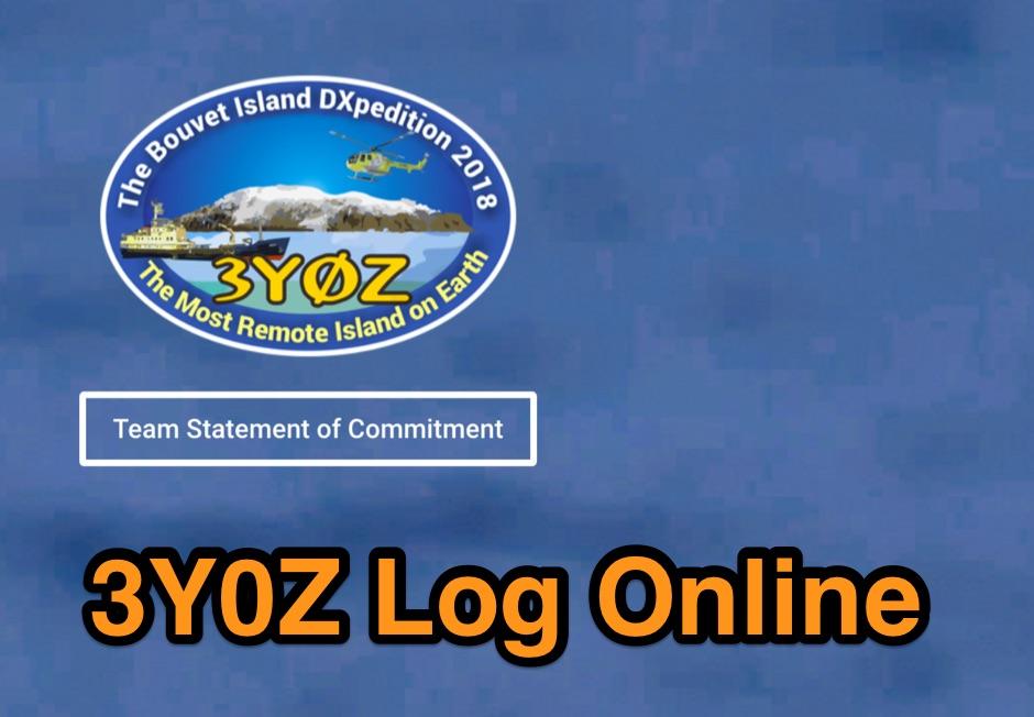 3Y0Z Log Online