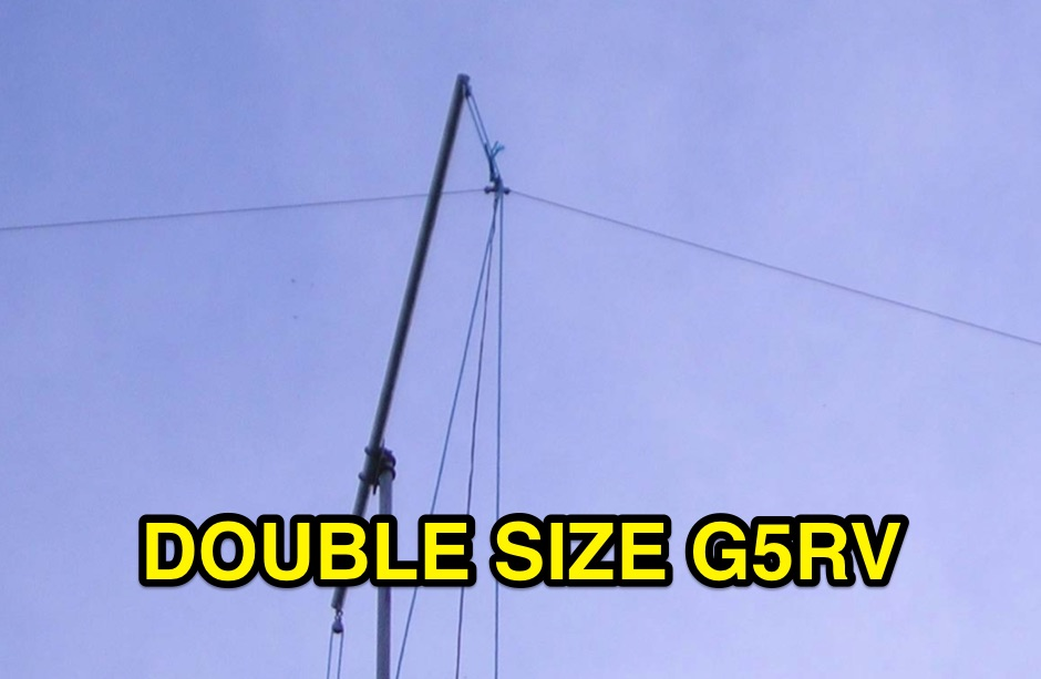 Double Size G5RV