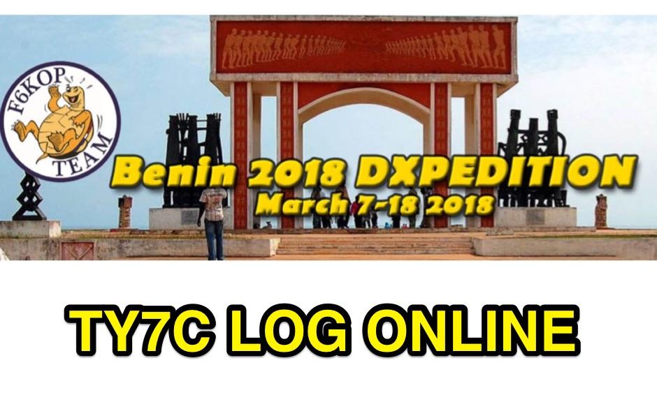 TY7C Log Online