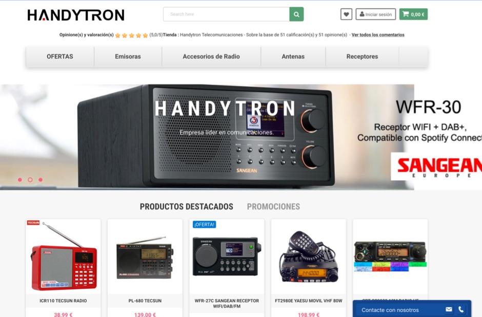 DXZone Handytron