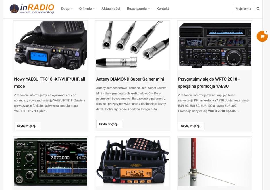 DXZone inRadio Centrum Radiokomunikacji