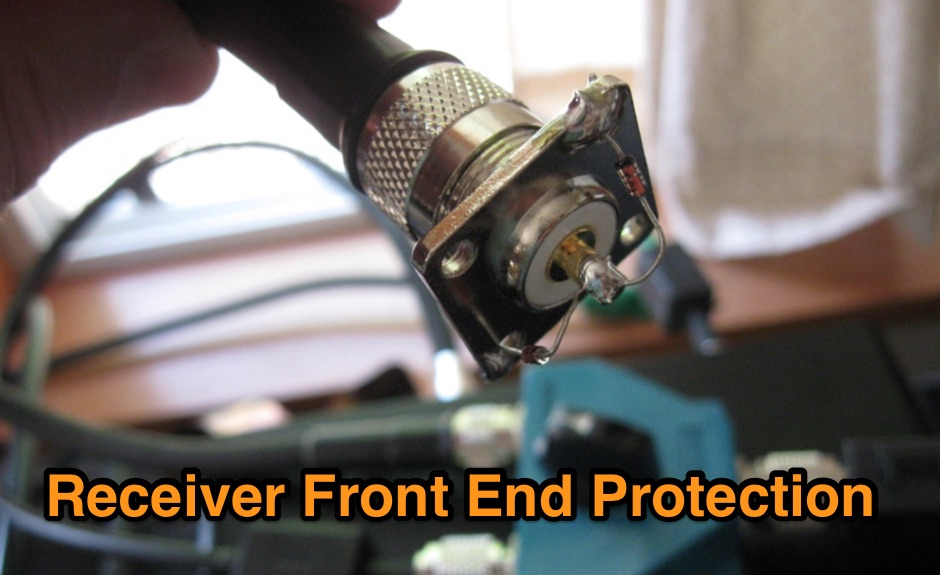 DXZone Receiver Front End Protection