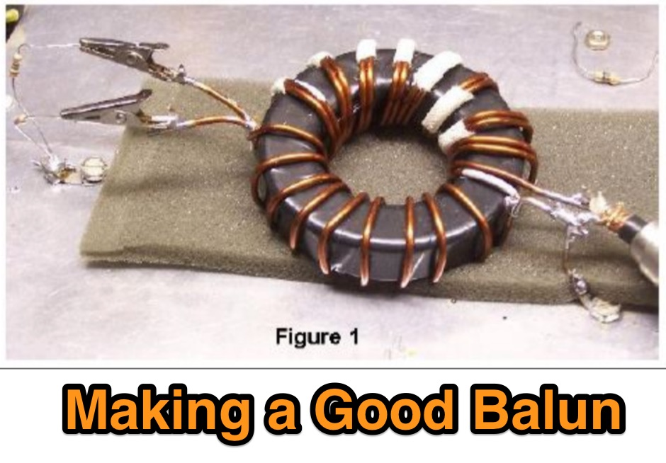 Making a good balun