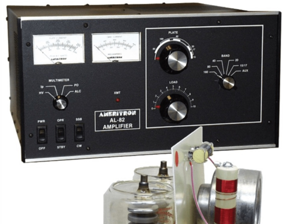 Ameritron AL-82 Review