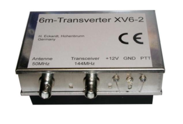 Transverter for the 4m-Band - XV4-10