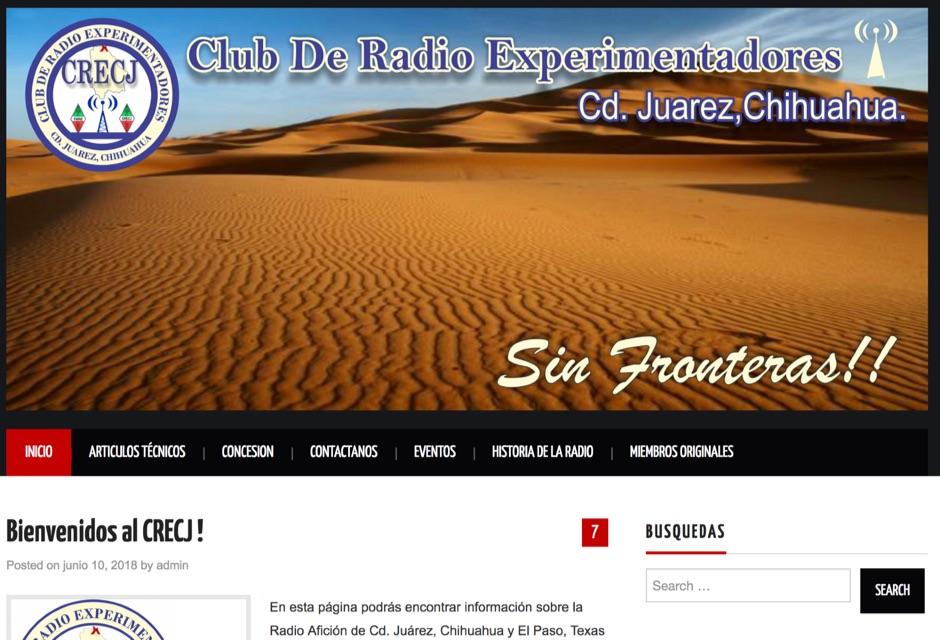 Club de Radioexperimentadores de Cd. Juarez
