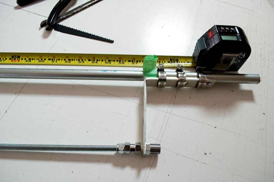 DXZone Homemade 2M/440 J-Pole Antenna