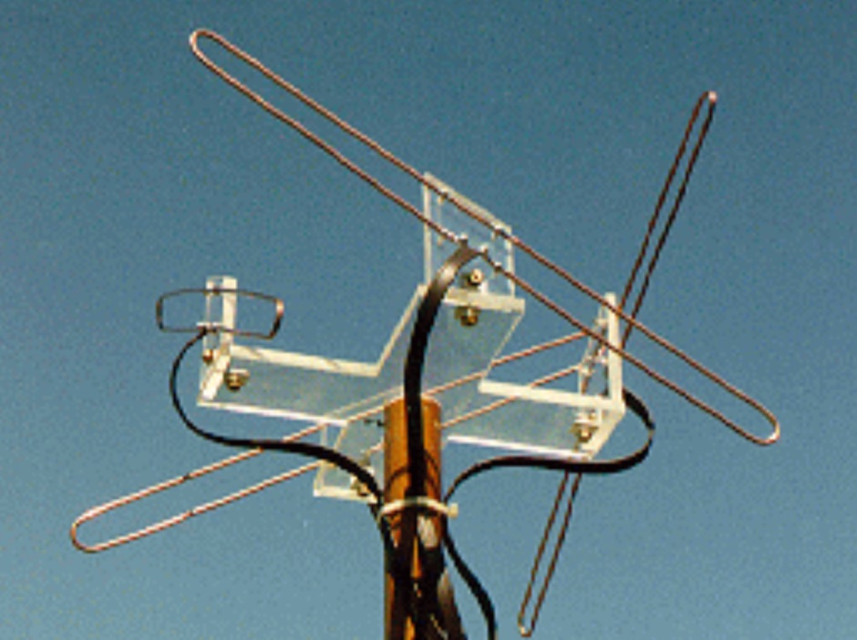 The Lindenblad Antenna: The Ultimate Satellite Omni Directional Aerial