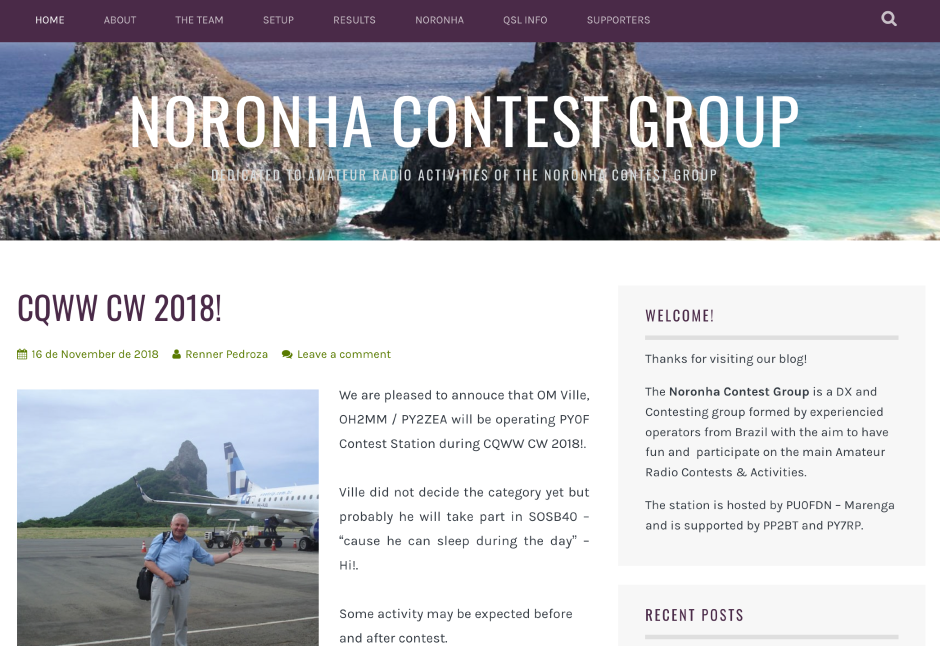 PY0F Noronha Contest Group