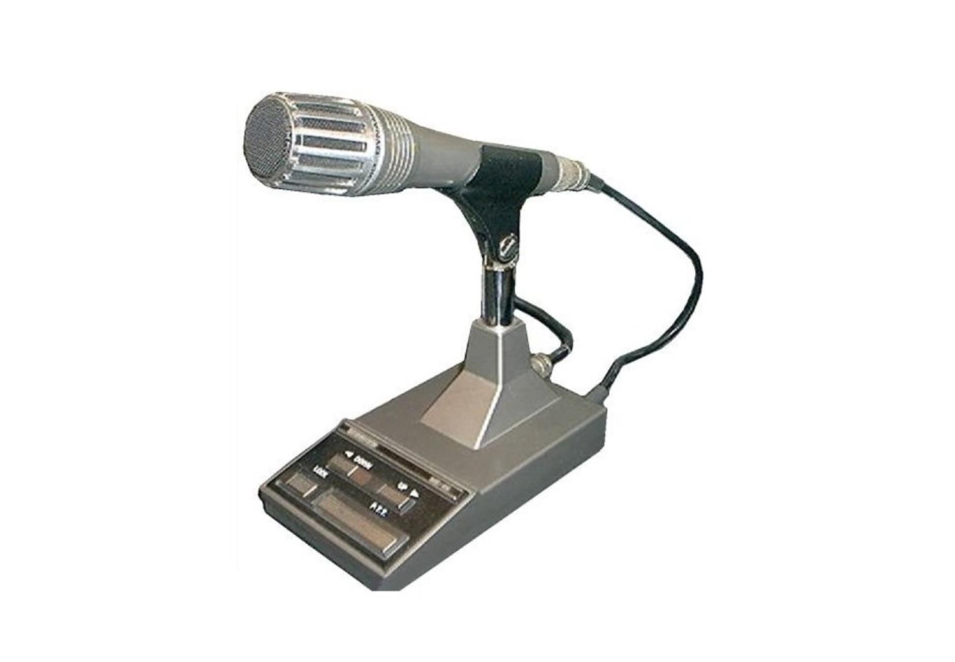 Kenwood Microphone MC60A Modification