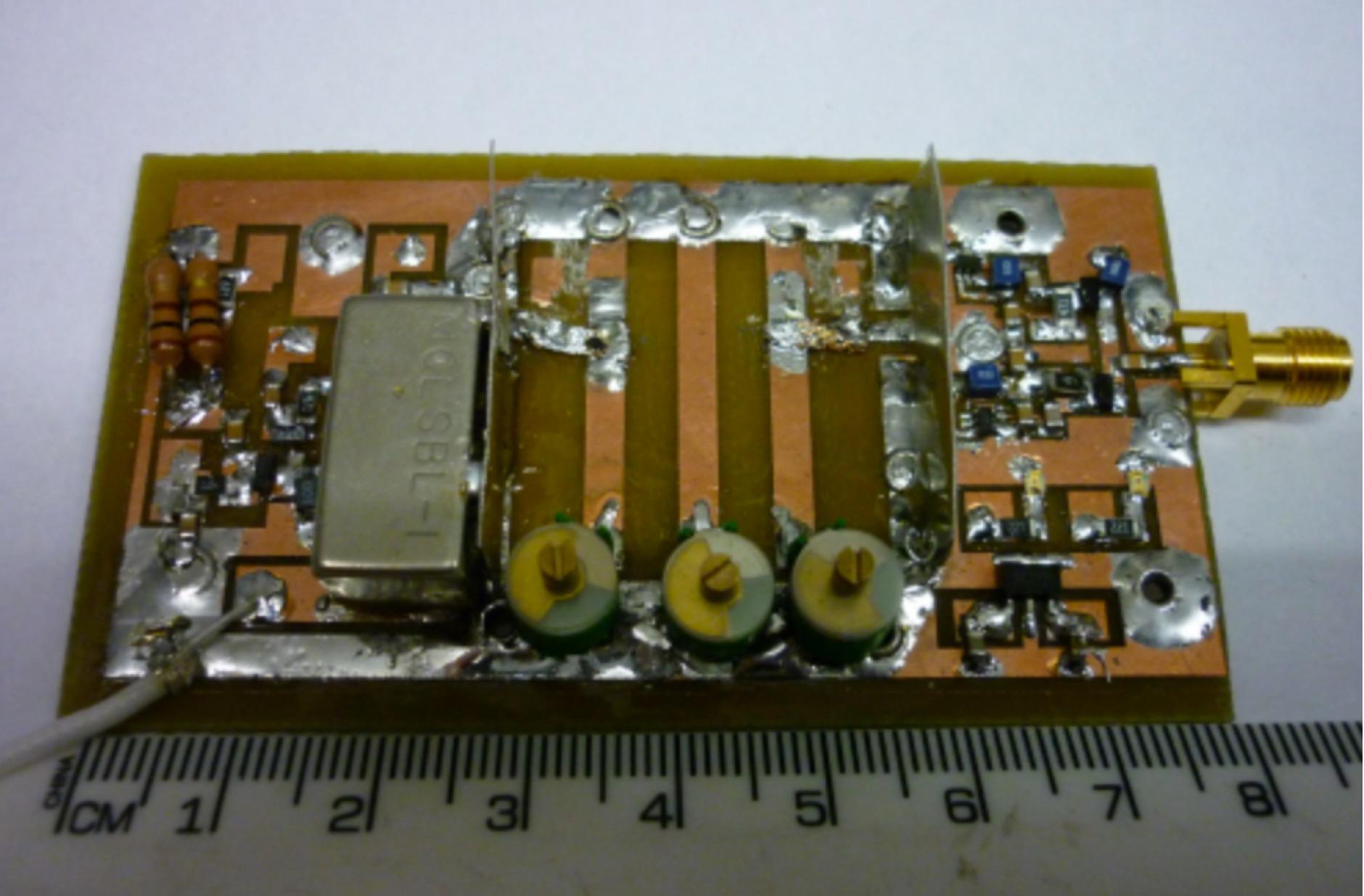 70cm Mini Transverter