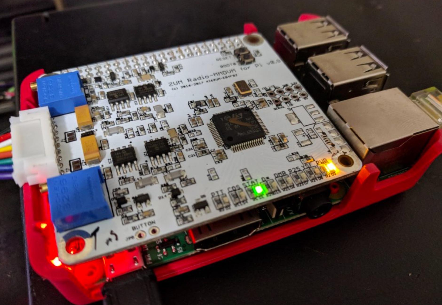 MMDVM Digital Repeater DIY