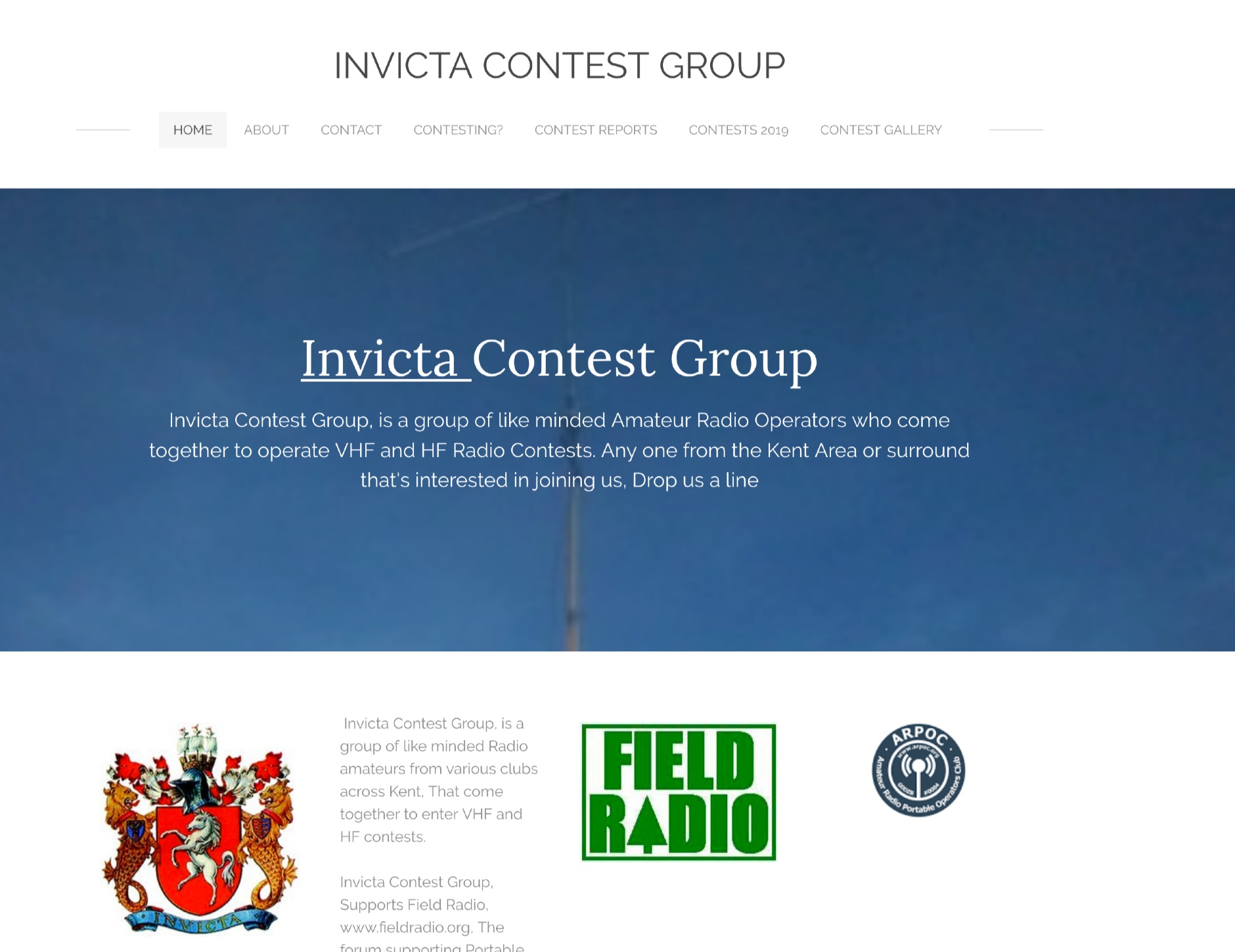Invicta Contest Group M5IC