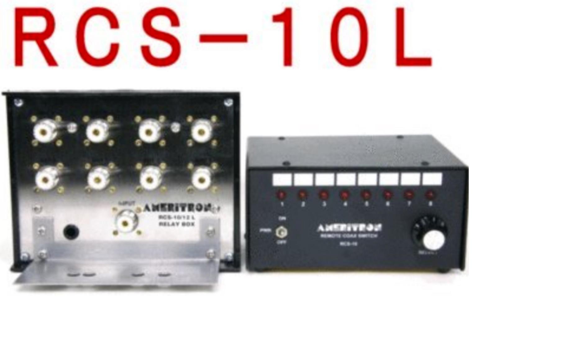 DXZone Ameritron RCS-10 Review