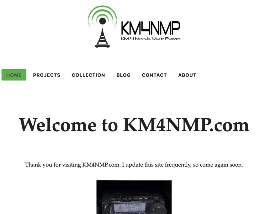 DXZone KM4NMP