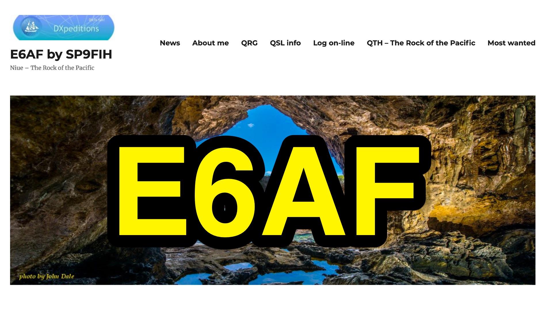 E6AF Log Online