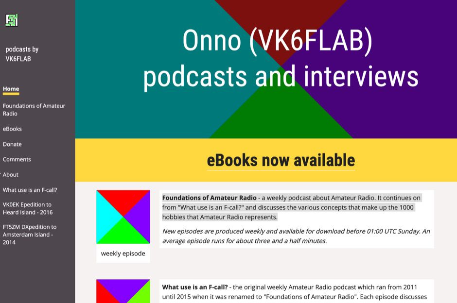 VK6FLAB Podcasts - Foundations of Amateur Radio
