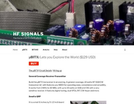 DXZone HF SIGNALS