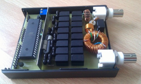 An Automatic Antenna Tuner