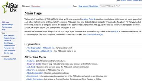 DXZone AllStarLink Wiki