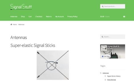 DXZone Signal Stuff