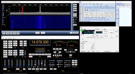 DXZone Win4YaesuSuite - Yaesu Radio Control